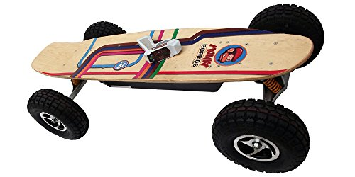 Munkyboards Sk 1200bl 1200w Remote Controlled