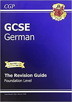 Gcse german coursework help