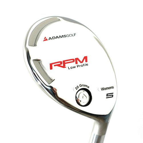 New Adams RPM Womens 5 Wood Low Profile RH Graphite RPM Low Profile