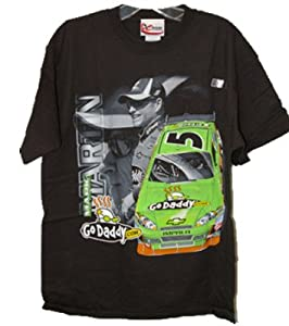 Mark Martin Go Daddy Tee Adult XL by Motorsport Authentics