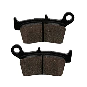 Brake Pads Honda XR250R XR 250 R 1991-2004 Rear Brakes