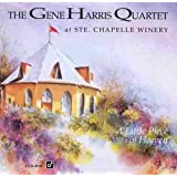 A Little Piece of Heaven: the Gene Harris Quartet at Ste. Chapelle Winery