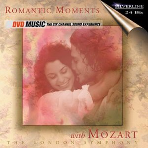 Romantic Moments With Mozart [DVD-AUDIO]