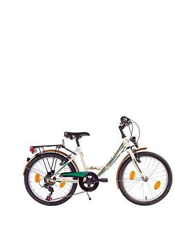 SCH Bicicleta Mirta 20″ 7 V Shimano Rs 35 Crema / Marrón