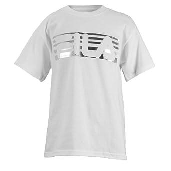 Buy Fila Boy's Slice Tennis Short Sleeve Cotton T-Shirt by Fila