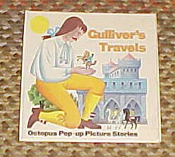 Pop-up Gulliver's Travels Octopus Pop-Up Picture