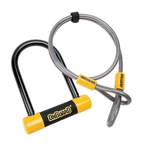 On Guard Bulldog Mini DT Lock 5015