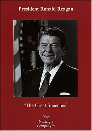 President Ronald Reagan - The Great Speeches [2004] [DVD]