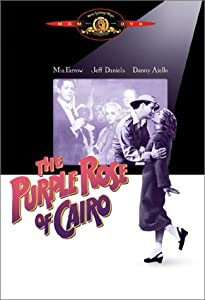 Cover of &quot;The Purple Rose of Cairo&quot;