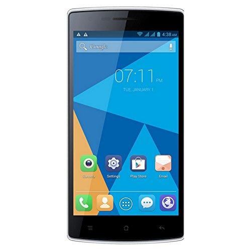 Doogee Kissme DG580-N Smartphone débloqué (5.5 pouces - 8 Go) Noir (import Espagne)