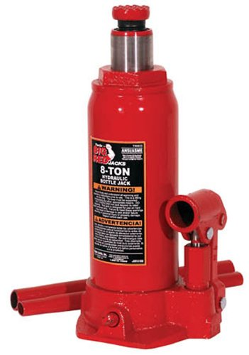 Torin T90803 8 Ton Hydraulic Bottle Jack