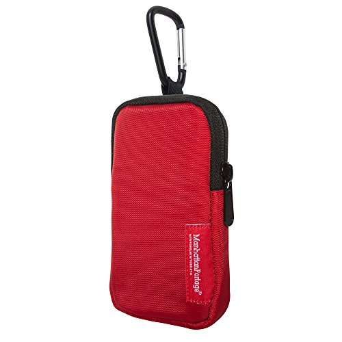 manhattan-portage-nylon-cell-phone-case-tall-red-one-size