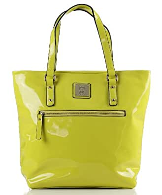 Noble Mount Buttermade Everyday Tote/Handbag - Yellow