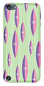 TrilMil Printed Designer Mobile Case Back Cover For Apple iPod Touch ( 5th Generation)
