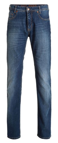 MAC Herren Jeans Hose Arne 0970l050300 H660 authentic blue, Größe:W34/L36;Color MAC Herren:authentic blue