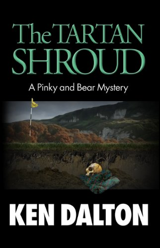 Book: The Tartan Shroud by Ken Dalton
