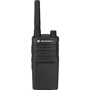 Motorola RMU2040 On-Site 4 Channel UHF Rugged Two-Way Business Radio (Black) by Motorola