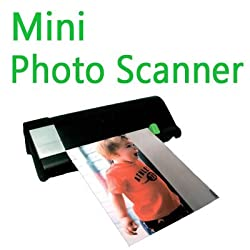 Portable USB Mini Business Card/Photo/Name Card Scanner/Reader 600dpi PC Windows MAC