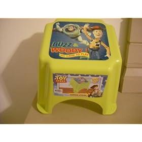 Toy Story Kiddie Step Stool Home u0026 Kitchen  sc 1 st  Godrules.net & Baby Products u003e Nursery u003e Furniture u003e Step Stools - Godrules.net ... islam-shia.org