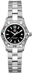 TAG Heuer Women's WAF1410.BA0823 Aquaracer Swiss Quartz Watch from TAG Heuer