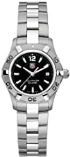 TAG Heuer Womens WAF1410.BA0823 8220Aquaracer Stainless