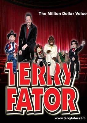 Terry Fator Highlights DVD - The Million Dollar Voice
