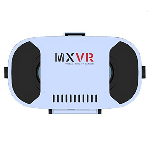 2016 New 3D Vr Glasses/3D MX VR / 3D Virtual Reality Helmet Video Glasses For Smartphone 4.0-6.1 Inch