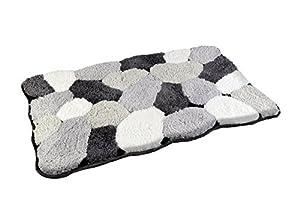 badvorleger grau angebote auf waterige. Black Bedroom Furniture Sets. Home Design Ideas
