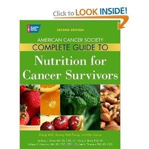 Nutrition For Cancer Survivors Bythomson