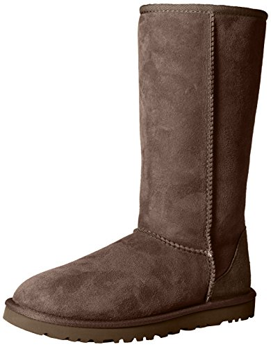 UGG Australia Women's Classic Tall Boots 6 M (US), Chocolate (Ugg Classic Tall Boots compare prices)