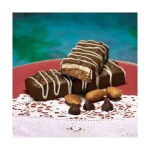 Chocolate Almond Nutty Diet Protein Bar