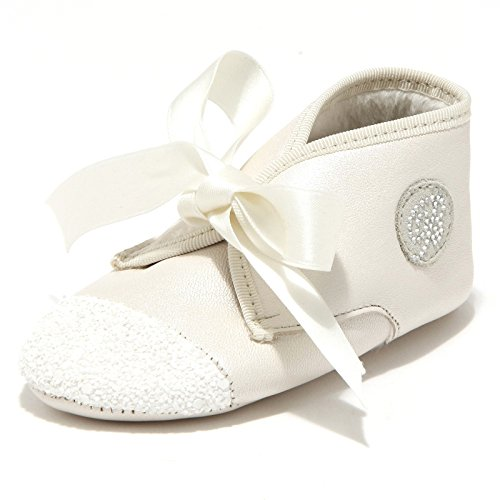 5792G scarpa bimba culla color perla BLUMARINE BABY shoes kids [17]