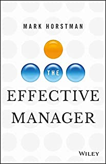 Book Cover: The Effective Manager