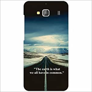 Redmi 2 Back Cover - Never Ending Road Desiner Cases