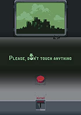 Please Don't Touch Anything [Online Game Code]