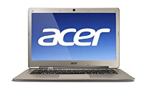 Acer Aspire S3-391-6899 13.3-Inch Ultrabook  Champagne