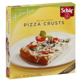 Schar Pizza Crusts Single Box Gluten Free -- 10.6 Oz Each / 4pack