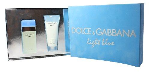 Light blue edt 25 ml + Body Cream 50 ml di Dolce&Gabbana, Donna - Cofanetto