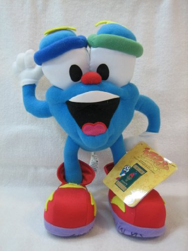"Izzy 10"" Plush Doll - Official Licensed Product of the Atlanta Committee for the Olympic Games, Inc."