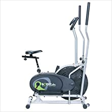 Cardio Dual Trainer with Seat