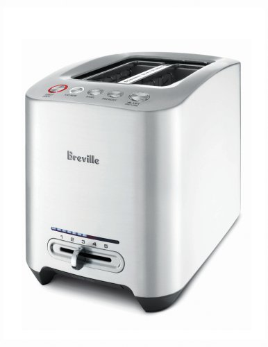 Breville Bta820Xl Die-Cast 2-Slice Smart Toaster front-54034