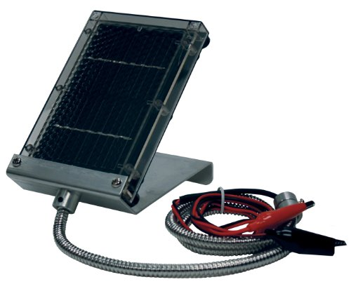 Cheapest Price! Primos 6 Volt Solar Panel Charger for Game Feeders and Trail Cameras