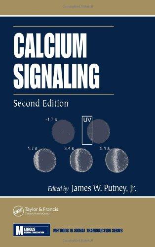 Calcium Signaling, Second Edition (Methods in Signal Transduction) PDF