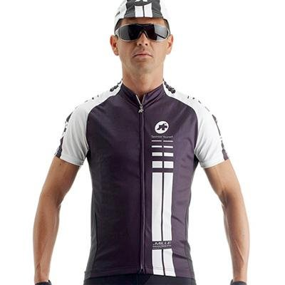 Buy Low Price Assos 2013 Men's SS.Mille Short Sleeve Cycling Jersey – 11.20.220 (B0045BMWQU)