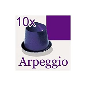 Shop for 2 X Nespresso Arpeggio Capsules (Nespresso Machines - 10 capsules) - NESPRESSO
