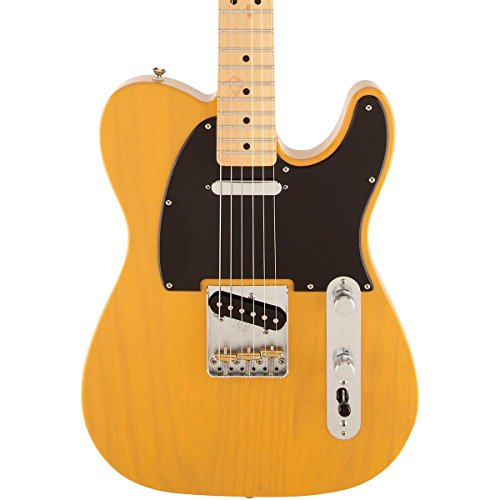 Fender Special Edition Deluxe Ash Telecaster Maple Fretboard Butterscotch Blonde (Fender American Telecaster Deluxe compare prices)