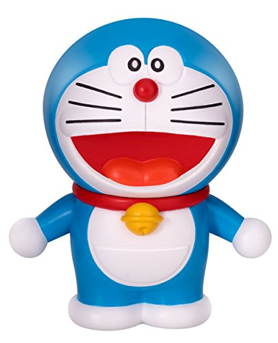 "Doraemon 4"" Vinyl Figure - 1"
