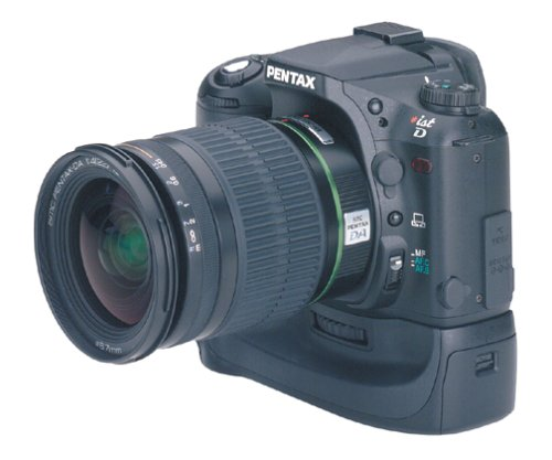 Pentax *ist D (with 16-45mm Lens)