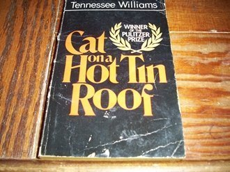 Williams Tennessee : Cat on A Hot Tin Roof (Signet)