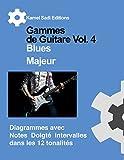 Gammes de Guitare Vol. 4 Blues Majeur